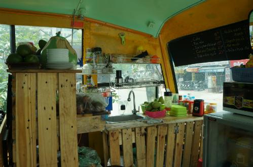 Ảnh quán cà phê xe buýt