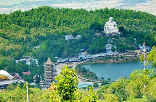 Cáp treo núi cấm an giang - điểm đến cho mùa hè