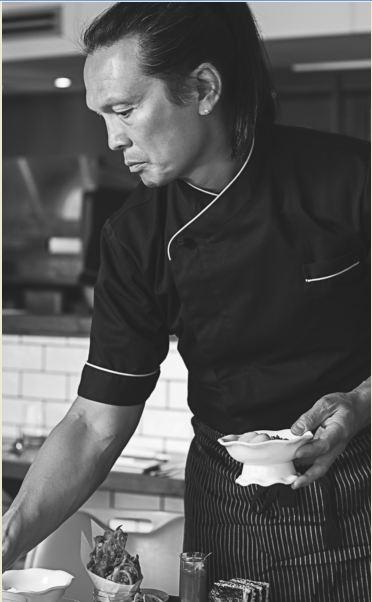 Cơ hội trải nghiệm ẩm thực với đầu bếp susur lee