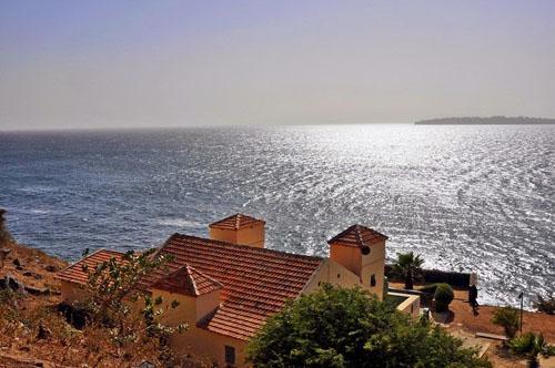 Đảo gorée - khát vọng tự do của những người nô lệ