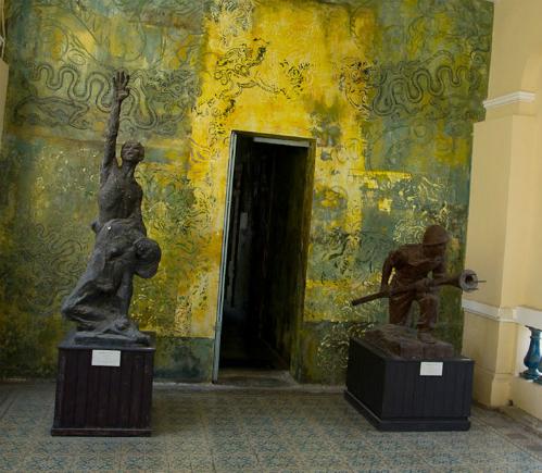 Điều hút khách nước ngoài đến bảo tàng mỹ thuật tp hcm