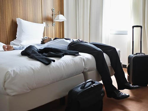 Những điều kinh khủng bạn có thể gặp trong phòng khách sạn