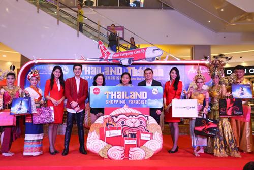 Ra mắt chương trình thái lan - thiên đường mua sắm 2014
