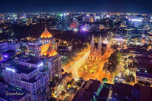 Sài gòn vào top 10 thành phố phát triển du lịch nhanh nhất