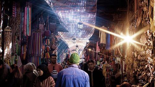 Thành phố huyền bí bước ra từ nghìn lẻ một đêm