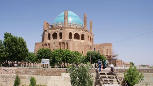 5 điểm đến tuyệt đẹp bị lãng quên ở iran