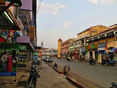 Cao nguyên pyin oo lwin - đà lạt trong lòng myanmar