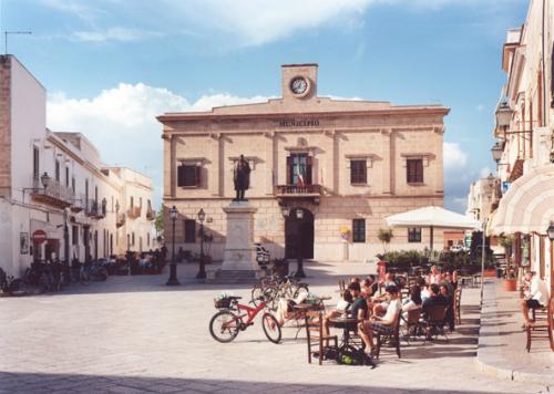 Favignana - đảo tù nổi tiếng của vùng sicily