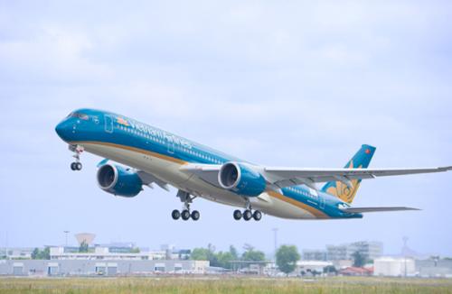 Vietnam airlines ưu đãi đường bay quốc tế và nội địa