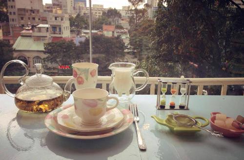 3 quán ăn bánh uống trà thảnh thơi ở sài gòn