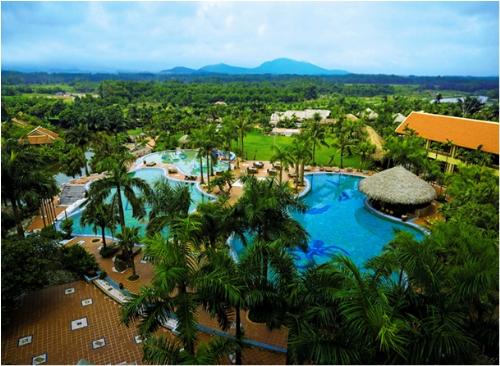 Kỳ nghỉ thú vị cho gia đình tại asean resort dịp lễ 304
