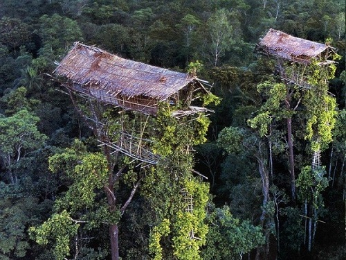 Những kiến trúc nhà độc đáo trên thế giới