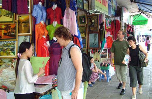 3 quốc gia chi tiêu nhiều nhất khi du lịch việt nam