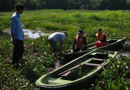 Bí ẩn đầm lầy nhiều cá sấu nhất đông nam bộ