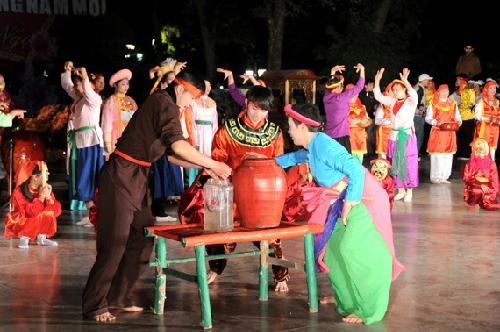 Dư âm tết trong các lễ hội tháng 3