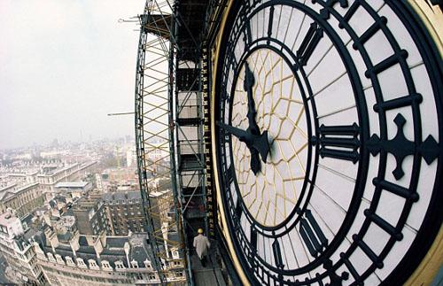 London cổ kính lộng lẫy