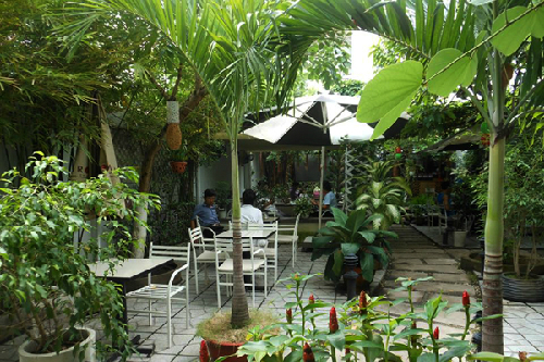Những quán cà phê lãng mạn cho ngày 83 ở sài gòn