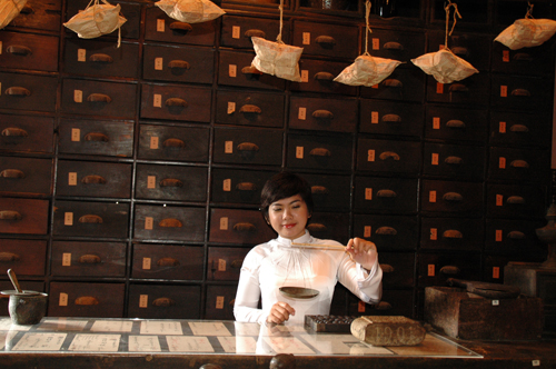 Thăm bảo tàng tư nhân về y học cổ truyền ở sài gòn