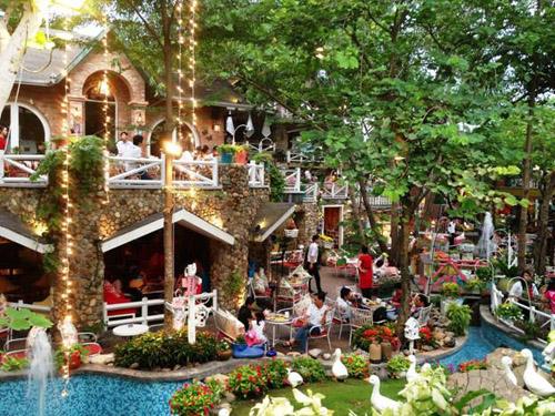 Thiên đường tình yêu country houses