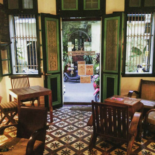 Những không gian cà phê sang trọng cho dịp tết