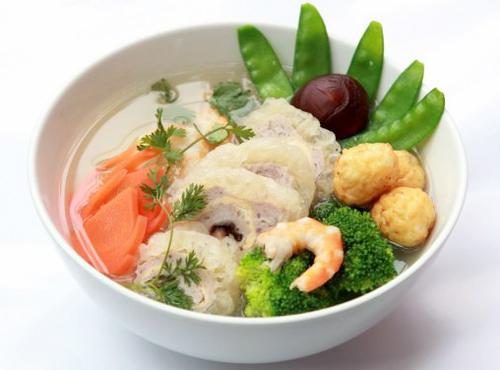 Những món ăn mang đậm vị tết cả nước