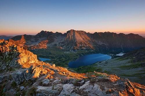 Choáng ngợp với phong cảnh ấn tượng của nhiếp ảnh gia yêu thiên nhiên