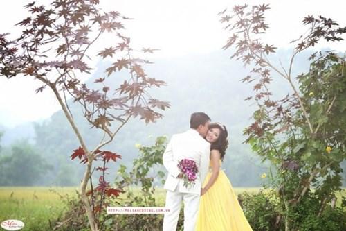 Những điểm chụp ảnh cưới đẹp ở miền bắc