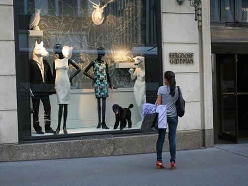 Các thiên đường mua sắm được lòng du khách nhất