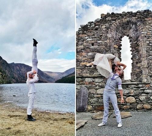Cặp đôi kết hôn 38 lần đi du lịch vòng quanh thế giới trong 83 ngày