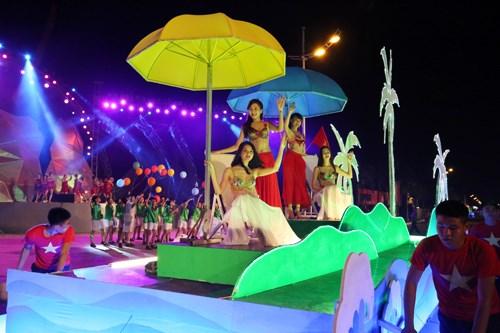 Carnaval hạ long 2015 chính thức khai mạc vào tối nay 85