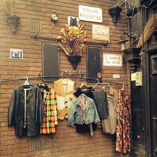 Dạo quanh 21 khu chợ quyến rũ nhất london