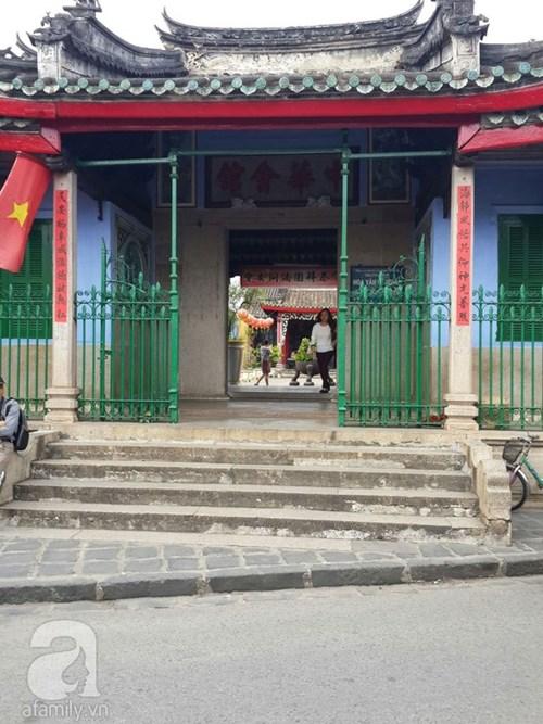 Hội an lạ mà quen qua 5 hội quán cổ ở tuyến phố trung tâm