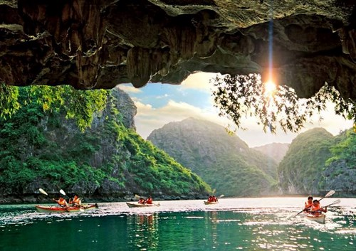Khám phá loạt ảnh tuyệt vời từ núi non sông nước việt nam