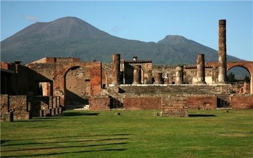 Vẻ đẹp của 20 thành phố cổ huyền thoại trong lịch sử