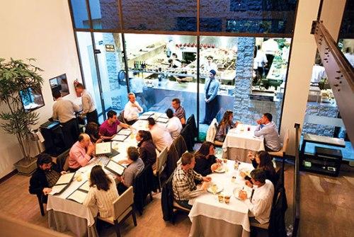 10 nhà hàng tốt nhất thế giới năm 2015