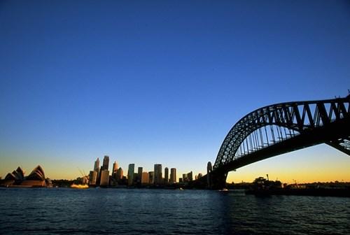 Australia điểm đến ưa thích cho những du khách bậc sang trên thế giới