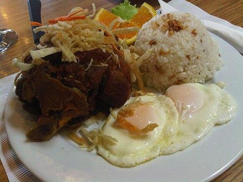 Bữa sáng truyền thống của các nước châu á
