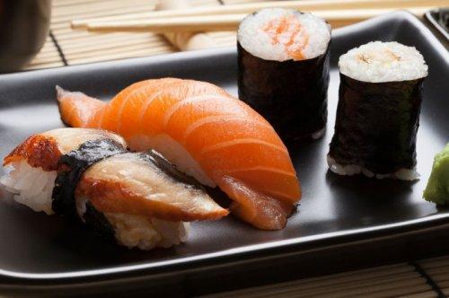 Cuộc phiêu lưu của món sushi