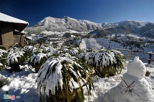 Những địa điểm du lịch mùa đông lý tưởng nhất miền bắc
