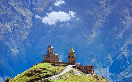 Những thánh đường tuyệt đẹp khắp năm châu