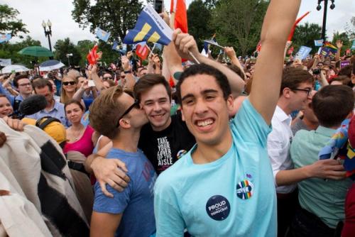 Các quốc gia công nhận hôn nhân đồng tính