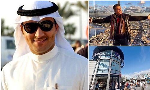 Chụp ảnh selfie du khách bị bắt vì nghi ngờ khủng bố