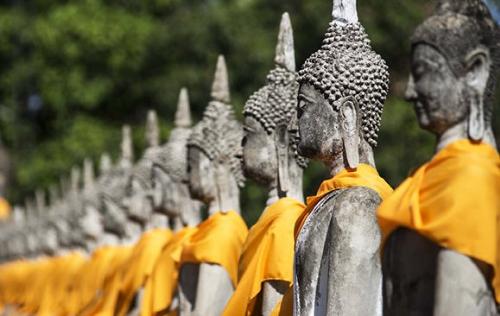 Nét cuốn hút của vùng đất ayutthaya thái lan