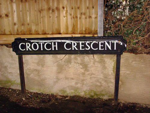 Những địa danh có tên hài hước nhất