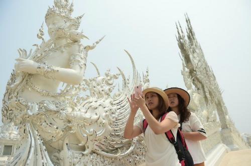 Thái lan hướng dẫn cư xử văn minh cho khách trung quốc