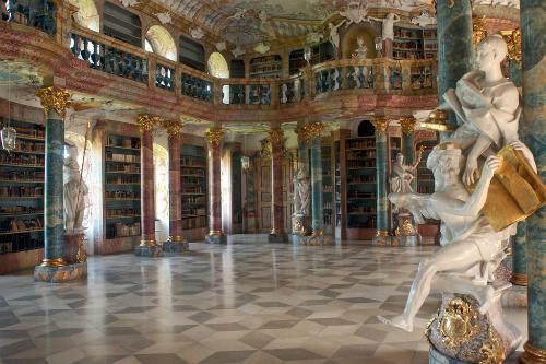 Thư viện nhà dòng wiblingen