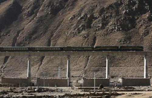 Những cái nhất của tàu hỏa trên thế giới