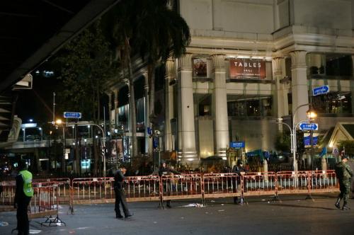 Thái lan yêu cầu du khách cẩn thận khi ra vào bangkok