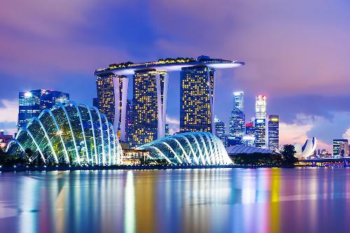 Xem giải quần vợt nữ wta finals khi du lịch ở singapore