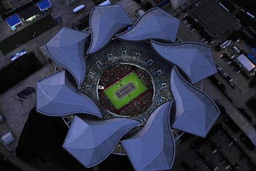 Đến thượng hải mùa thu xem shanghai rolex masters